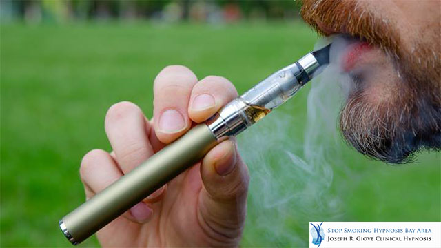 Electronic cigarette strawberry flavor
